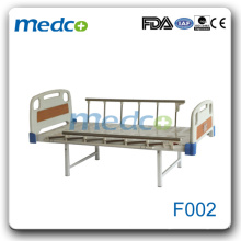 Hospital useful flat bed F002