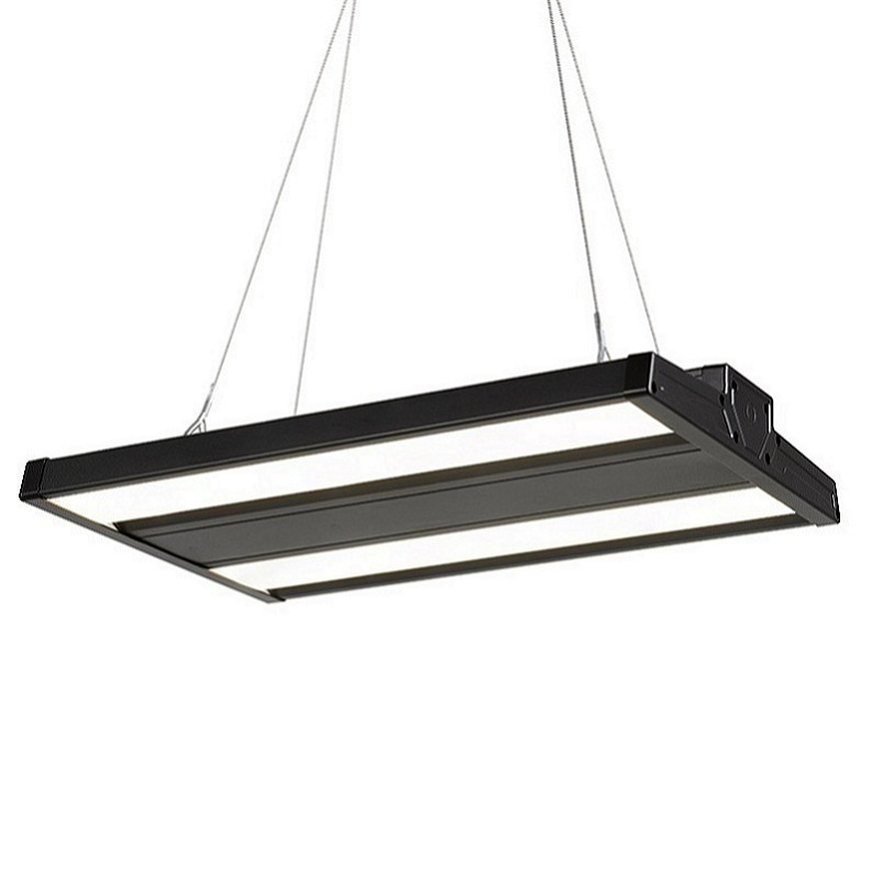 New dimmable 150w linear high bay light fixture