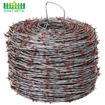 50kg+Galvanized+Barbed+Wire+Price+Per+Roll