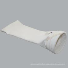 Bolsas de filtro de poeira de poliéster repelente de óleo e água