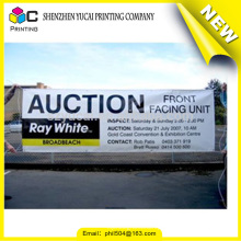 mass supply factory direct sales popular outdoor and indoor printing banner blockout mesh banner