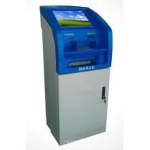 Quiosque terminal do pagamento em dinheiro / quiosque da tela de toque máquina / quiosque da tela de toque do autosserviço