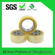 Четкие цветные БОПП упаковочной ленты/запечатывания коробки клейкая лента bopp
