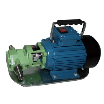 WCB series portable mocrio fuel oil gear pump