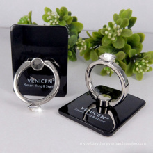 Hot Sell Samrt Ring Stand for iPhone Holder Cell Phone Mount with Diamond