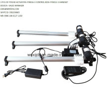 Massage Recliner Chair Parts 4000n Linear Actuator 12V or 24V 300mm Linear Actuator