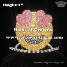 Custom Crystal Emoji Crowns