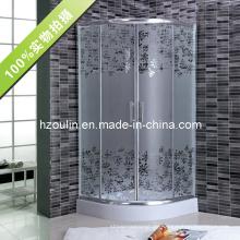 Einfache Säure-Glas-Duschkabine mit CE-Zertifikat (AS-911)
