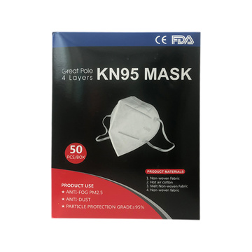 N95 Masque de protection anti-virus antipoussière