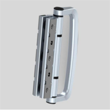 Hinge with Handle for Aluminum Folding Door