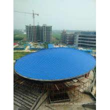 Professionelles Design-vorgefertigtes Stahlstruktur-Fußball-Stadion