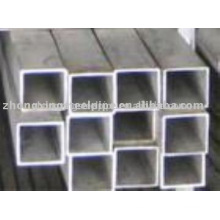 conformado en frío tubo de acero hueco cuadrado de la sección