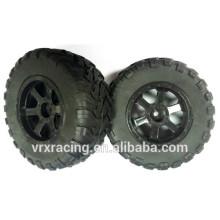 Pneus fabriqués en Chine, pneus pour voiture RC 1/10