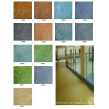 Rollo de suelo de vinilo (uso comercial)