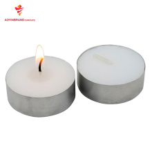 8hours smokless home tealight candles 50 قطعة
