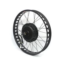 48V 52V 1500W 2000W Fat tire Direct Motor Electric Bike Conversion Kits