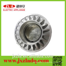 Fabriqué en usine OEM anodisation en aluminium à LED lampe de rue radiateur