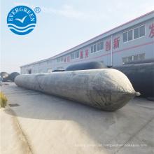 Navio do fabricante de China que lança o airbag marinho de levantamento