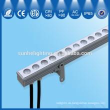 IP65 12W ETL Genehmigte neue Produkte auf dem Markt toller Preis Garten Licht geführt Wand Waschmaschine