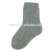 15CSK1203 чистого кашемира детские носки