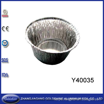 Good Quality and Service Disposable Round Aluminum Foil Pan