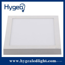 Dimmable Taiwan MW Driver 2 ans de garantie 6W Square LED Panel Light