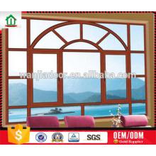 Wanjia usine vente chaude coin bout à bout joint fenêtre de verre