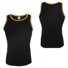 Camisa dos homens negros da compressão de Wholesle Camisetas