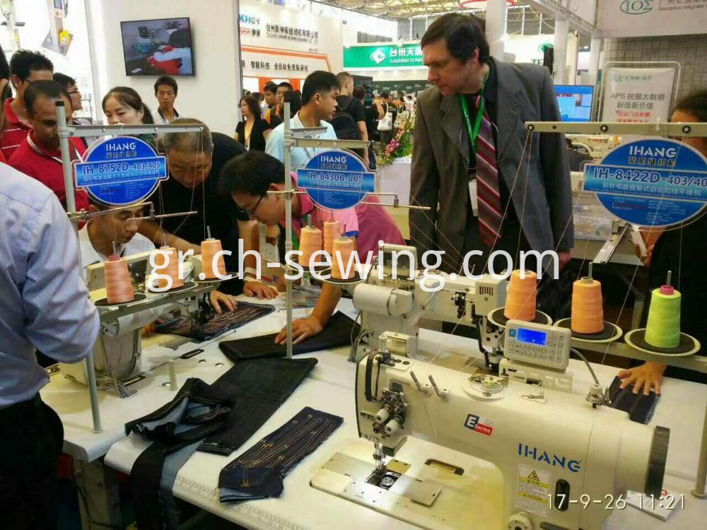 High Speed Sewing Machine