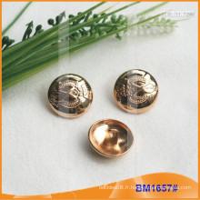 Bouton en alliage de zinc et boutons en métal et bouton en métal à coudre BM1657