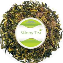 Chá 100% orgânico Detox chá magro chá emagrecimento chá perda de peso Chá Colon chá limpar chá sem lado afeta 14 ou 28 dias (F1)