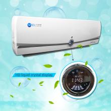 Purificador de ar de montagem em parede sistema de ar fresco de sala de remoção inteligente de bactérias popularidade purificador de ar fresco de natureza