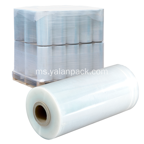 polietilena pallet wrap pre stretch film