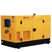 Unite Power Faw 50kVA Soundproof Diesel Generator Set with ATS