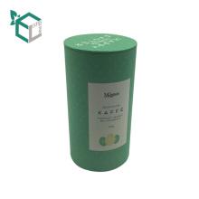 дешевый подгонянный загерметизированный кофе рециркулированная пробка бумаги Kraft упаковывая коробки чая