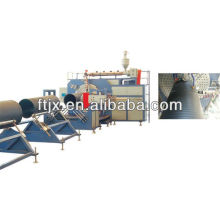 HDPE Large Diameter Winding Pipe Extrusion Line