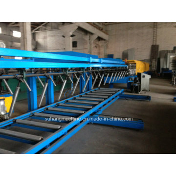 Customize Speed Ce and ISO Certificated C Z Purlin Product Stacker