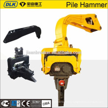 vibratory hammer pile driving construction machinery and equipment