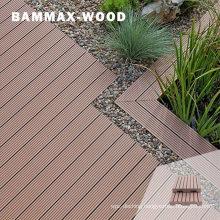 Manufacturer Low Price Low Maintenance Terrace Composite Co-Extrusion Decking Floor