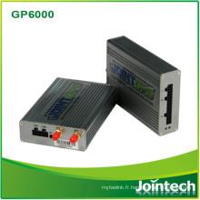 Traqueur de GPS et système de suivi pour le moniteur de consommation de carburant de vitesse de moteur de station de base