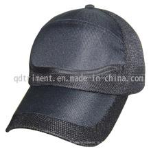 Полиэфирная Microfiber Breathable Mesh Golf Sport Бейсбольная кепка (TRNR082)