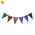 Hot selling birthday party banner flag decorations