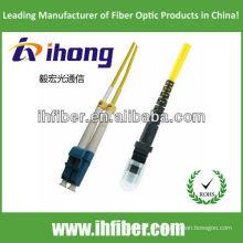 Fabricante de la cuerda de remiendo de fibra óptica de LC-MTRJ con alta calidad
