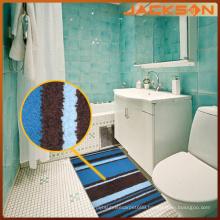 Nice Microfiber Tufted Bathroom Carpet