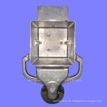 Tailored Aluminum Die Casting of Lamp Cover