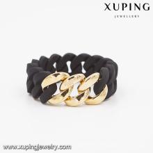 51589- Xuping Rubbzz Newest fashion jewelry bracelets bangles women