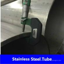 Tubería soldada de acero inoxidable ASTM A312 ANSI_B36.10 304L 316