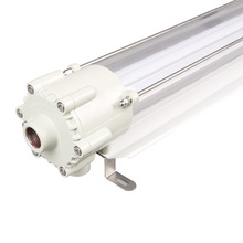 Low Price Guaranteed Quality Chemical Industry Die-cast Aluminum Linear Led Explosion Proof Lighting Fixture