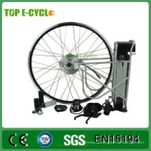 Termine o jogo elétrico 36V 350W da conversão do motor da roda da e-bicicleta da bicicleta com bateria