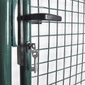 150 Cm X100 Cm Garman Standard Durable Heavy Duty Stahl Hinterhof Green Door Garden Gate